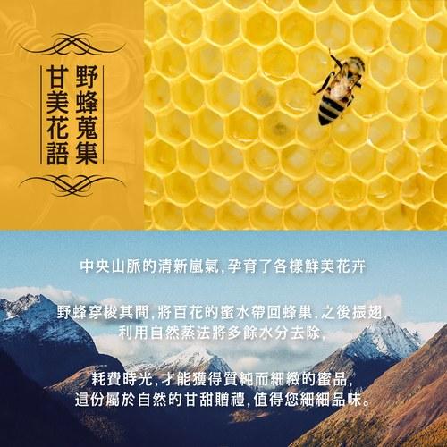 野藏蜂蜜 源自山林的甜蜜滋味